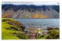 Wast Water Screes, Wasdale, Lake District, Acrylic Print