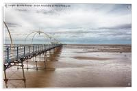Southport Pier, Acrylic Print