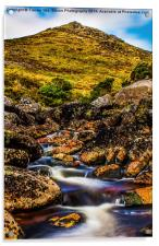 Tavy Cleave, Acrylic Print