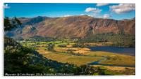 Catbells from Suprise View, Acrylic Print