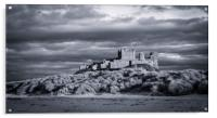 Our beautiful castle, Acrylic Print