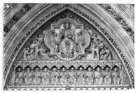 Great North Door Tympanum Westminster Abbey, Acrylic Print