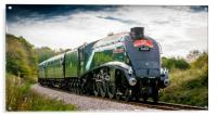 LNER Class A4 4488/60009 Union of South Africa 2, Acrylic Print