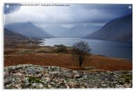 Low cloud on Wastwater, Acrylic Print