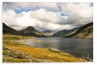Clouds Over Wastwater, Acrylic Print