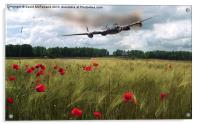 We will remember them, Acrylic Print