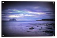 Bass Rock Scotland, Acrylic Print