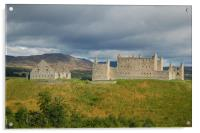 Ruthven Barracks, Acrylic Print