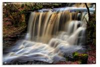 DALESCAPES: Crackpot Foss, Acrylic Print