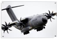 Grizzly A400M , Acrylic Print