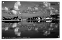 St Peter Port, Guernsey Canvases & Prints, Acrylic Print