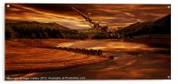 Out of Howden, Acrylic Print