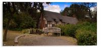 Anne Hathaway's Cottage, Acrylic Print