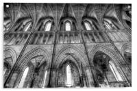 Southwark Cathedral London, Acrylic Print