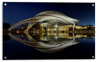 The Convention Center, Acrylic Print