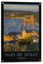 Isles of Scilly, Acrylic Print