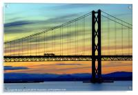 the forth, Acrylic Print