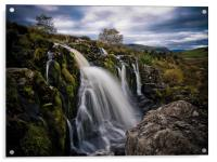 The Loup of Fintry, Scotland, Acrylic Print