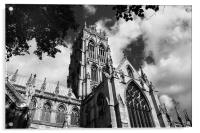 St Georges Church,Doncaster, Acrylic Print