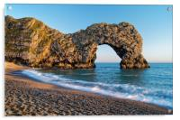 Durdle Door                     , Acrylic Print