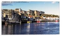 Harbour View Whitby, Acrylic Print