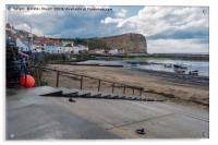 Staithes North Yorkshire, Acrylic Print
