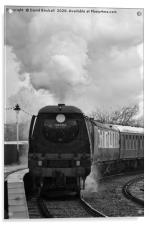 Bulleid Pacific 34092 City Of Wells, Acrylic Print