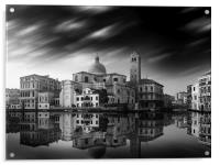 Venice Old Town Italy, Acrylic Print