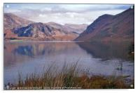 """""""Reflections at Ennerdale water"""", Acrylic Print"""