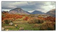 """""""Storm clouds at Wasdale"""", Acrylic Print"""