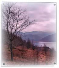 """Evening mists descend on Ennerdale "", Acrylic Print"