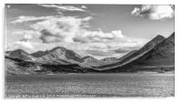 Loch Ainort and The Cullins Isle of Skye, Acrylic Print