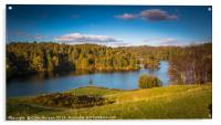 Tarn Hows in the Lake District National Park, Acrylic Print