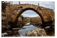 In ancient times, Acrylic Print