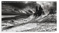 Old Man of Storr, Acrylic Print