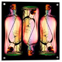 Message In A Bottle, Acrylic Print