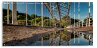 Wylam Railway Bridge, Acrylic Print