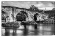 Stirling Bridge , Acrylic Print