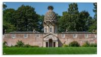 The Pineapple at Dunmore, Acrylic Print