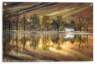 Buttermere Boathouse, Acrylic Print