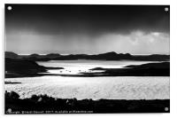 The Summer Isles, North West Scotland, Acrylic Print