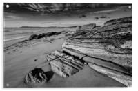 Berneray, Acrylic Print