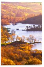 Rydal Water, Acrylic Print