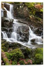 Tumbling Gill in the Lake District National Park, Acrylic Print
