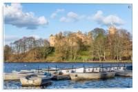 Linlithgow Palace, Acrylic Print