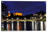 Inverness Castle, Acrylic Print