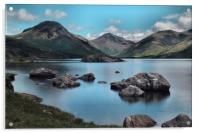 Wastwater, Acrylic Print
