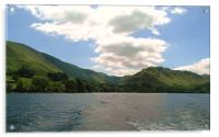 A day in the Lakes, Acrylic Print