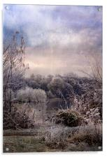 Wonderful Winterland, Acrylic Print