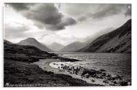 Wastwater in The Lake District, Acrylic Print